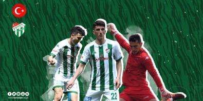 Bursaspor'dan U18 Milli Takimi'na Üç Oyuncu Davet Edildi