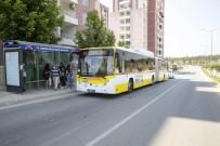 BAYRAM DEMIR - Çevre Dostu Belediye Otobüslerinin 3'Üncü Partisi De Geldi