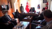 PORSUK - CHP Ekonomi Ve Esnaf Masalari Üyeleri, Bitlis'te Ziyaretlerde Bulundu