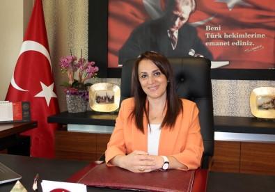 Denizli Il Saglik Müdürü Berna Öztürk, Ayni Görevine Atandi