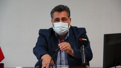 Dügün Salonu Isletmecileri Maske Ve Mesafe Konusunda Uyarildi