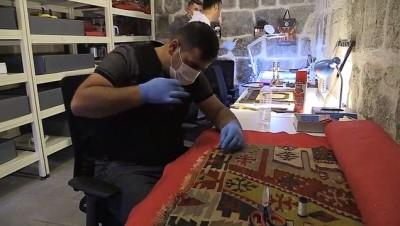 Erzurum'un Simgelerinden Çifte Minareli Medrese, 'Vakif Eserleri Müzesi' Olarak Misafirlerini Agirlayacak