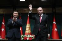ANAYASA REFERANDUMU - 'FETÖ'nün Her Iki Ülke Için Tehdit Olusturdugu Konusunda Kirgizistan Ile Hemfikiriz'