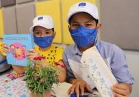 DÜNYA ÇEVRE GÜNÜ - Gaziantep AB Bilgi Merkezi, 'Dünya Çevre Günü'nü Çocuklarla Kutladi