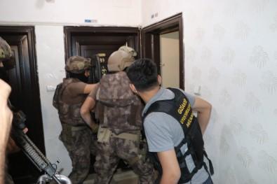 Gaziantep'te 600 Polisle Dev Uyusturucu Operasyonu Baslatildi