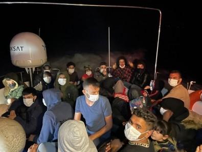 Göçmenlerin Imdadina Türk Askeri Yetisti
