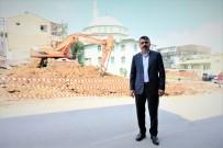 SOSYAL HAYAT - Helvalipinar Camii'ne 'Yildirim' Dokunus