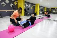 SİNAN ASLAN - Ipekyolu Belediyesi Kadin Spor Merkezi Sifa Kapisi Oldu