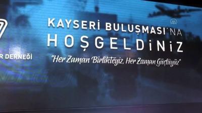 Kayseri'de Hakkinda 27 Yil 8 Ay Hapis Cezasi Bulunan Firari Hükümlü Yakalandi