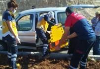 ÖLÜMLÜ - Mardin'de Trafik Kazalarinda 36 Kisi Hayatini Kaybetti