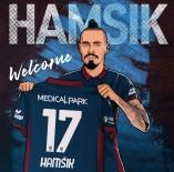 MARCO AURELIO - Marek Hamsik Trabzonspor'un 154. Yabanci Transferi Oldu
