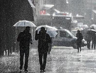 Meteoroloji'den çok sayıda ile sağanak yağış uyarısı!