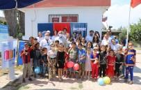 BELEDİYE MECLİS ÜYESİ - Mülteci Ve Türk Çocuklar, Sosyal Uyum Projesinde Bulustu