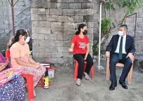 OSMANIYE VALISI - Osmaniye Valisi Her Hafta Bir Eve Konuk Oluyor