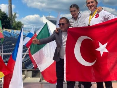 Para Atlet Fatma Damla Altin, Dünya Sampiyonu Oldu