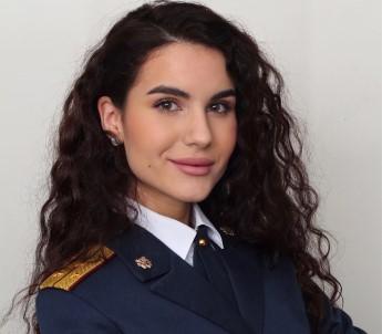 Rusya'da Kadin Gardiyanlar Arasinda Güzellik Yarismasi
