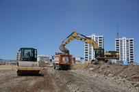 ELZEM - Seyrantepe'ye Yeni Yollar Kazandiriliyor