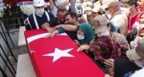 ANTAKYA - Sirnak'ta Sehit Olan Uzman Çavus Hatay'da Topraga Verildi