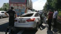 MUSTAFA DOKUR - TEM Otoyolu'nda Iki Ayri Kazada 2 Kisi Öldü
