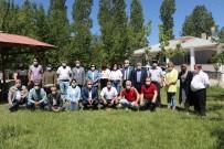 ERDEMIR - Türkiye'nin Farkli Illerinden Gelen Muhtarlar Van'da Agirlandi