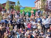 ÜSKÜDAR BELEDİYESİ - Üsküdar'da Yeni Açilan Parka Sehit Eren Bülbül'ün Adi Verildi