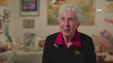 ABD'li 82 Yasindaki Kadin Pilot Wally Funk, Jeff Bezos Ile Uzaya Uçacak
