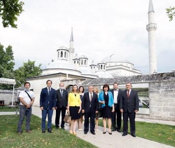 Bulgaristan'in Önde Gelen Üç Üniversitesinin Rektörü Edirne'de