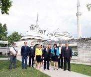 BULGARISTAN - Bulgaristan'in Önde Gelen Üç Üniversitesinin Rektörü Edirne'de