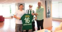 PABLO MARTİN BATALLA - Bursaspor Taraftari Sükrü Keskin, Kulübü Ziyaret Etti