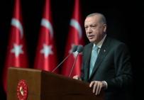 ANAYASA - Cumhurbaskani Erdogan, Kadina Karsi Siddetle Mücadele 4. Ulusal Eylem Plani'ni Tanitti