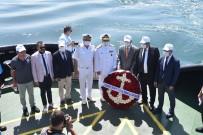 ASKERİ PERSONEL - Eregli'de Denizcilik Ve Kabotaj Bayrami Kutlandi