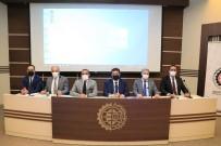 MEDENİYETLER - GTO Haziran Ayi Meclis Toplantisi Yapildi