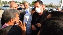 ABDULLAH DEMIR - HDP Önündeki Evlat Nöbeti Tutan Ailelerden CHP'ye Sert Tepki