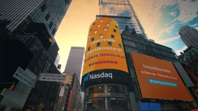 Hepsiburada'nin, NASDAQ'taki Piyasa Degerlemesi 4 Milyar Dolara Ulasti