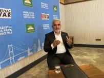 ANAYASA - HÜDA PAR Genel Baskani Yapicioglu, 'Bizim HDP Ile Yakinlasmamiz Mümkün Degil'