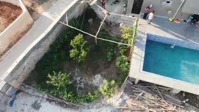 JASAT'tan Drone Destekli Uyusturucu Baskini