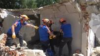 DEPREM - Kirklareli'nde Deprem Tatbikati Yapildi