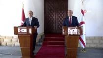 MÜZAKERE - KKTC Cumhurbaskani Tatar, Bakan Çavusoglu'yla Ortak Basin Toplantisinda Konustu Açiklamasi (2)