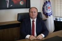 KALIFIYE - ÖZ IPLIK IS Baskani Ay'dan 'Kisa Çalisma Devam Etsin' Talebi