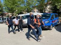 KARA PARA - Terör Örgütleri Üyelerine Finans Saglayan 2 Sahis Adliyeye Sevk Edildi