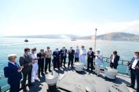TRABZON VALİSİ - Trabzon'da '1 Temmuz  Denizcilik Ve Kabotaj Bayrami' Kutlamasi