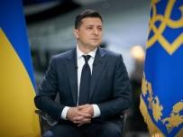 VLADIMIR PUTIN - Ukrayna Devlet Baskani Zelenskiy'den Putin'e Açiklamasi 'Ayni Milletten Olsaydik Moskova'da Ukrayna Bayragi Dalgalanirdi'