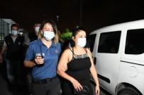 ADANA SÜMER MAHALLESİ - Türk bayrağına saldıran kadın hakkında flaş gelişme! Yaptığı yanına kalmadı...