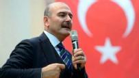 ENGELLENEN TERÖR EYLEMLERİ - Bakan Soylu açıkladı! 101 terör eylemi engellendi
