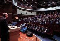 HATİF ÇADIRCI - İki belediye başkanı daha AK Parti'ye katıldı