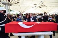 HASAN CEVHER CENAZE - Şehit Emniyet Müdür Yardımcısı Hasan Cevher son yolculuğuna uğurlanıyor