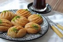 KAKAOLU KURABİYE TARİFİ - Bayramda Yapılacak Tatlı Çeşitleri Nelerdir?  Pasta, Şerbetli, Kolay Tatlı Tarifi