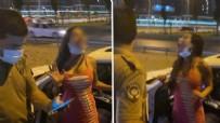 İSTANBUL'DA ALKOLLÜ KADIN DEHŞETİ - İstanbul'da alkollü kadın dehşeti: 'Adınız ne' sorusuna bakın ne cevap verdi!