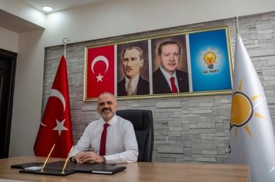 AK Parti Efeler Ilçe Baskani Elbir Açiklamasi Bayrami Hep Birlikte Yasamaliyiz