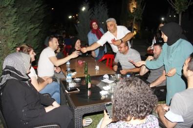 Baskan Çaliskan'dan Bayram Kutlamasi
